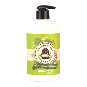 LEMONGRASS & HONEY BODY WASH